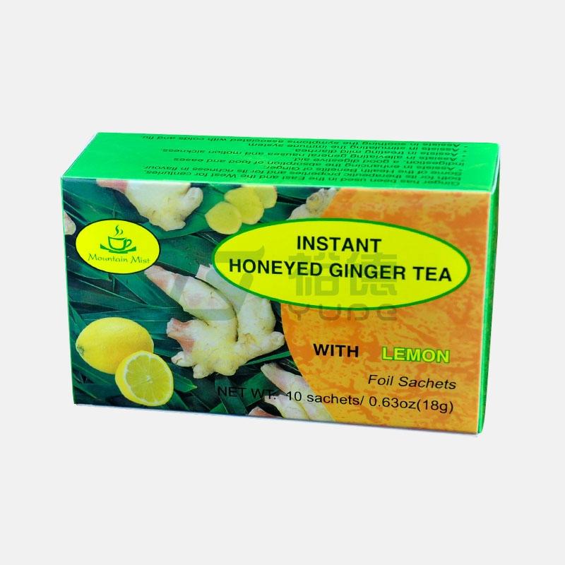 柠檬生姜茶