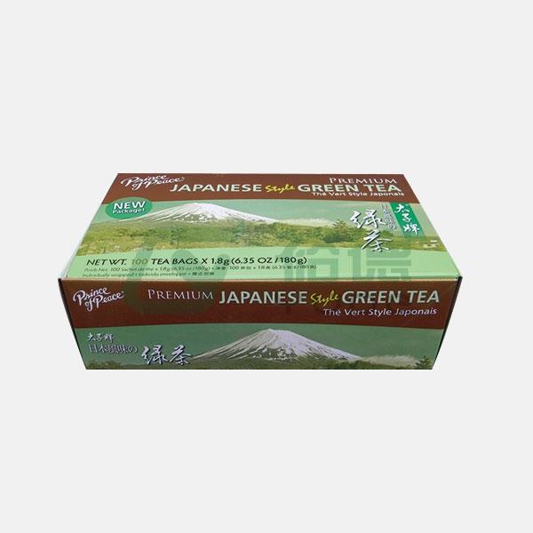 有机绿茶-日本原味