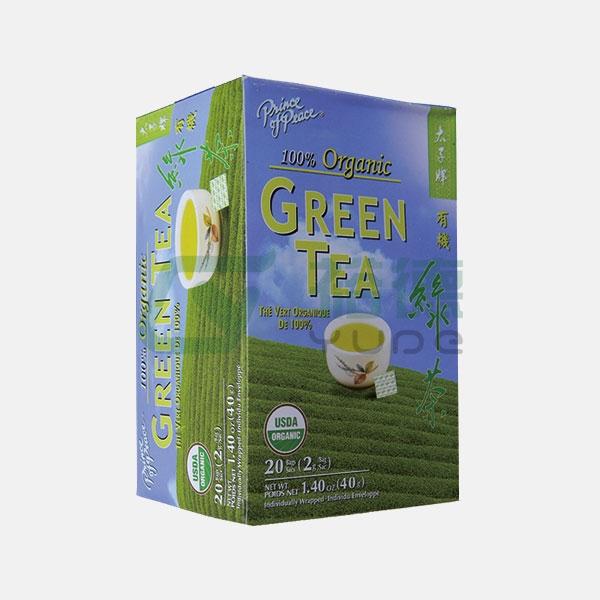 有机绿茶1